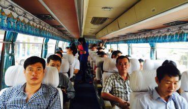 Xe từ Sài Gòn đi Mộc Bài