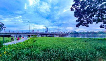 Đến Huế, Check-in siêu đẹp tại công viên nổi trên Phá Tam Giang