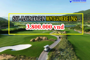 Combo STAY AND PLAY tại MONGOMERIER LINKS GOLF ĐÀ NẴNG