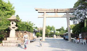 Thành Osaka – Điểm nhấn của lãnh chúa Toyotomi Hideyoshi