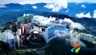 Cao Nguyên Genting điểm vui chơi lý tưởng tại Malaysia