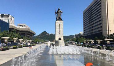 Quảng trường Gwanghwamun – Điểm nối giữa quá khứ và hiện tại