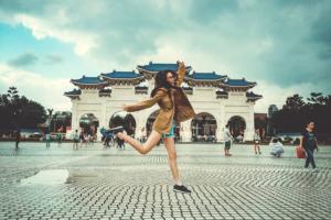 Tham quan Khu tưởng niệm Tưởng Giới Thạch (Đài Loan)
