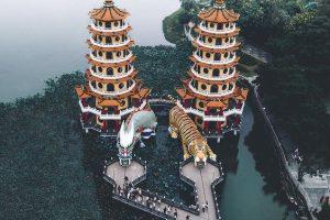 Du lịch Đài Loan Đài Bắc Đài Trung Nam Đầu Cao Hùng A Lý Sơn 6N5D