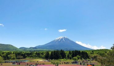 Khám phá Núi Phú Sĩ Nhật Bản