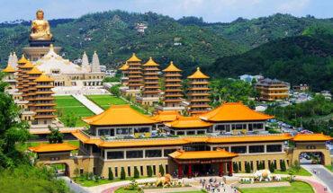 Ngỡ ngàng Phật Quang Sơn Tự Đài Loan