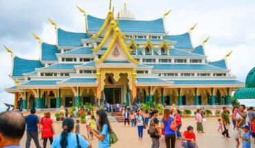 Khám phá lâu đài tỷ phú ở Thái Lan