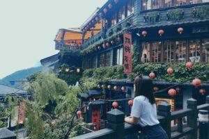 Khám phá phố cổ Thập Phần Đài Loan