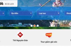 Sàn thương mại điện tử về du lịch ra mắt ở Việt Nam