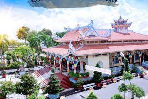 [An Giang] Top 5 ngôi chùa nổi tiếng linh thiêng đẹp như tiên cảnh chỉ có tại An Giang