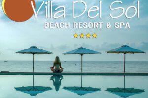 Combo du lịch Mũi Né Villa Del Sol Beach Resort & Spa 2N1Đ