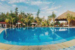 Top Villa tại resort Phan Thiết gần biển đẹp hút hồn mà giá cực rẻ