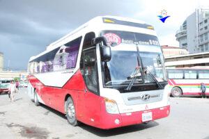 Xe Sorya bus